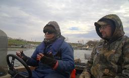 il lake fishing charter